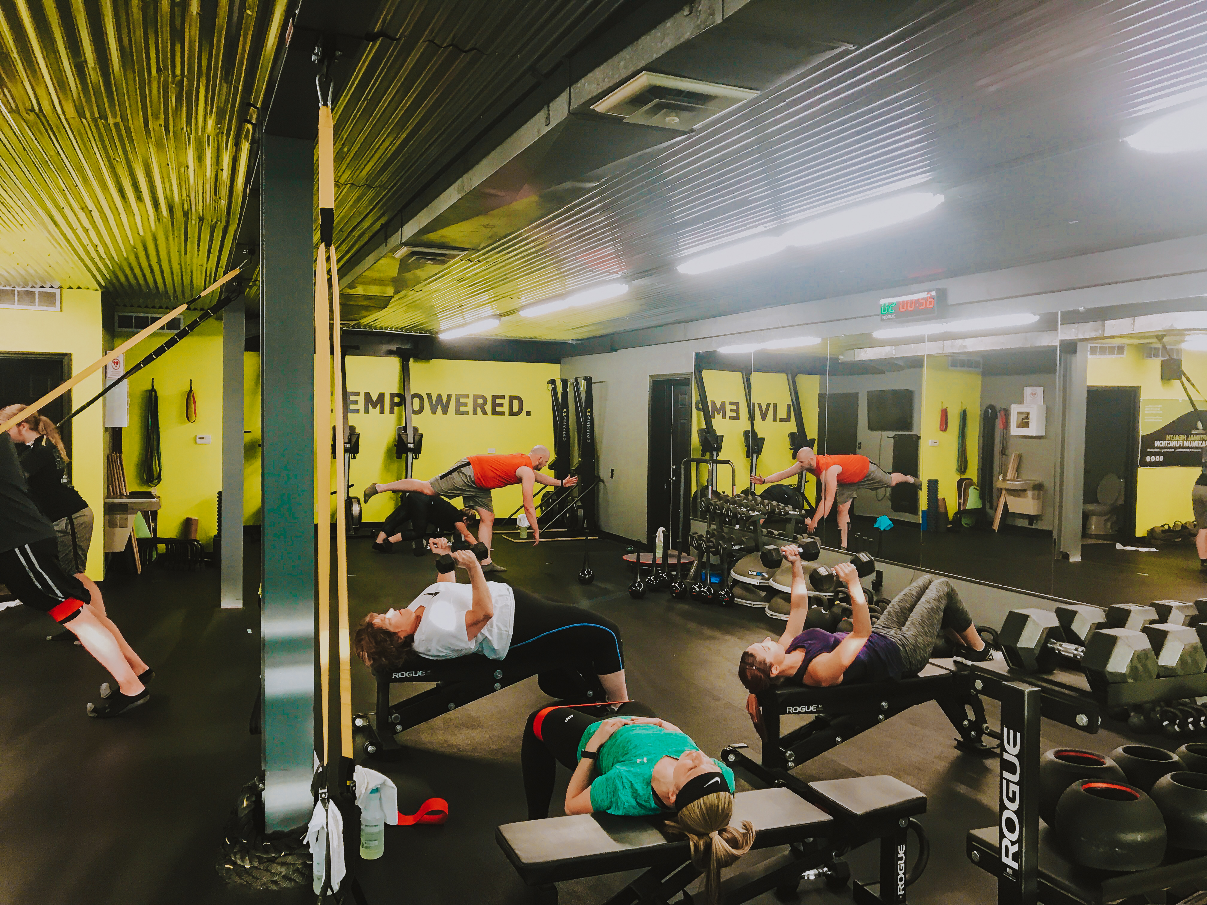 Beat Fitness - Group Fitness Classes - Wexford, Pa.